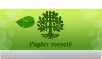 Le papier recyclé nous sauvera-t-il ? dans Les questions qu'on se pose papierrecycle