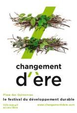 Festival changement d'ère 6 juin Quinconces dans Les interventions changere